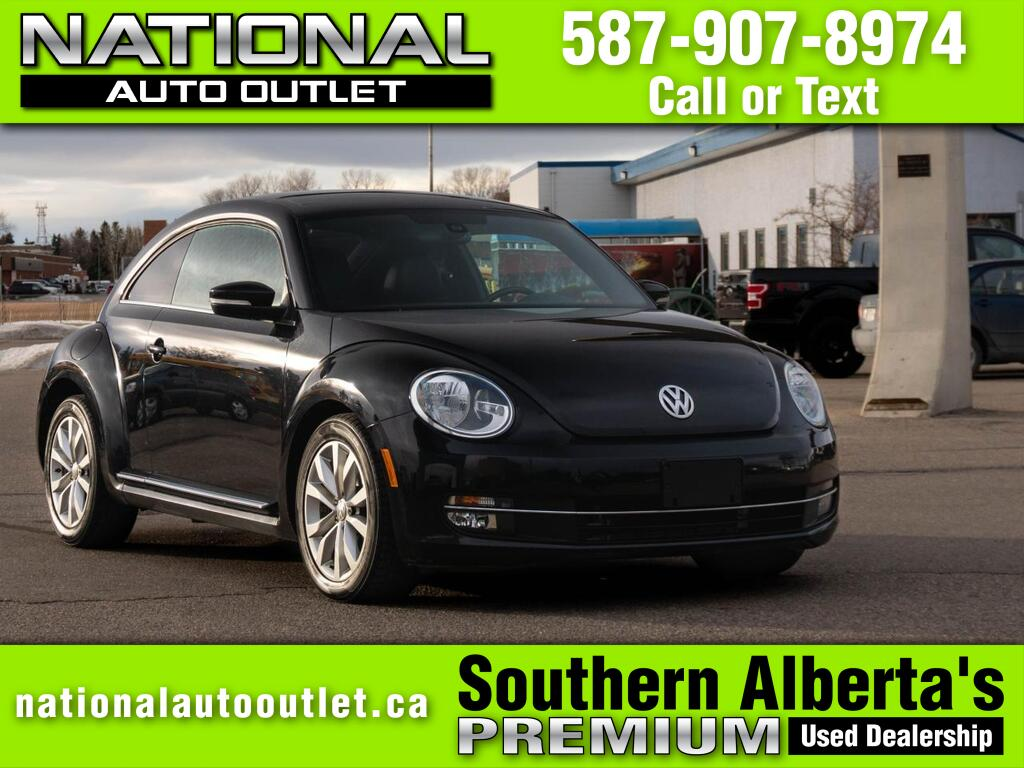 2015 Volkswagen Beetle Coupe Other Lethbridge AB