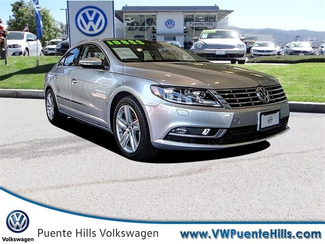 2015 Volkswagen CC 2.0T Sport City of Industry CA