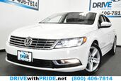 2015 Volkswagen CC SPORT AUTO 49K 1 OWN NAV REAR CAM BLUETOOTH HEATED STS