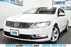 2015_Volkswagen_CC_SPORT AUTO 49K 1 OWN NAV REAR CAM BLUETOOTH HEATED STS_ Houston TX