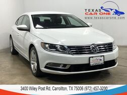2015_Volkswagen_CC_SPORT AUTOMATIC NAVIGATION LEATHER HEATED SEATS REAR CAMERA BLUE_ Carrollton TX