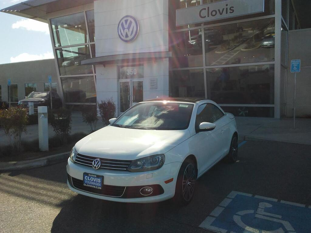 2015 Volkswagen Eos Final Edition Clovis CA