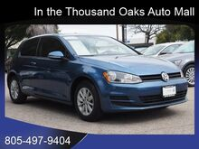 2015_Volkswagen_Golf_1.8T S PZEV_ Thousand Oaks CA