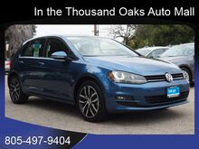 2015_Volkswagen_Golf_1.8T SE PZEV_ Thousand Oaks CA