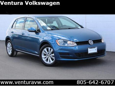2015_Volkswagen_Golf_4dr HB DSG TDI S_ Ventura CA