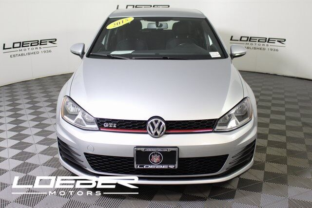 2015 Volkswagen Golf GTI 2.0T S Chicago IL