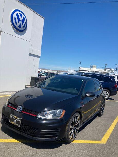 2015 Volkswagen Golf GTI 2DR HB MAN S Yakima WA