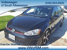 2015_Volkswagen_Golf GTI_4dr HB Man_ South Mississippi MS