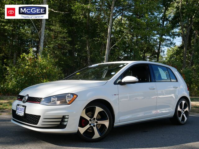 2015 Volkswagen Golf GTI 4dr HB Man S Hanover MA