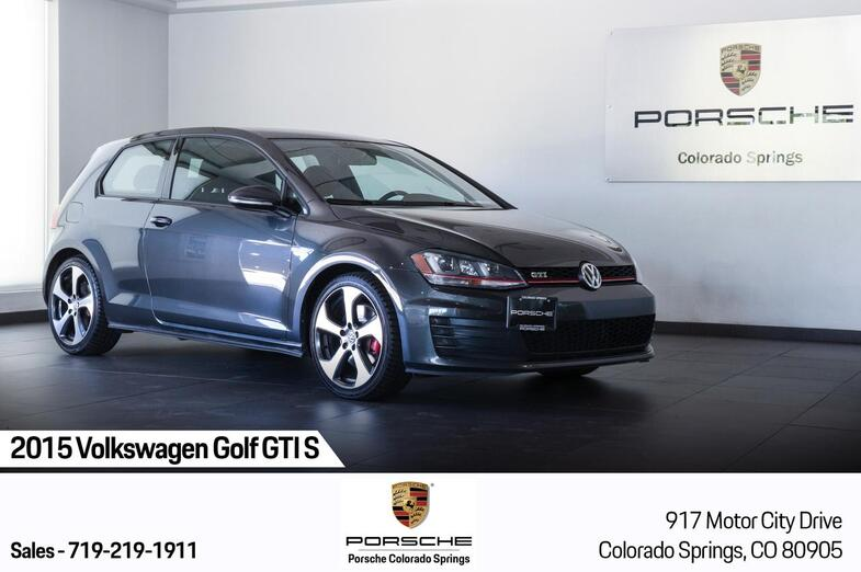 2015 Volkswagen Golf GTI S Colorado Springs CO