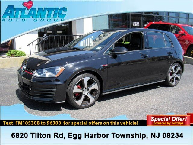2015 Volkswagen Golf GTI SE Egg Harbor Township NJ