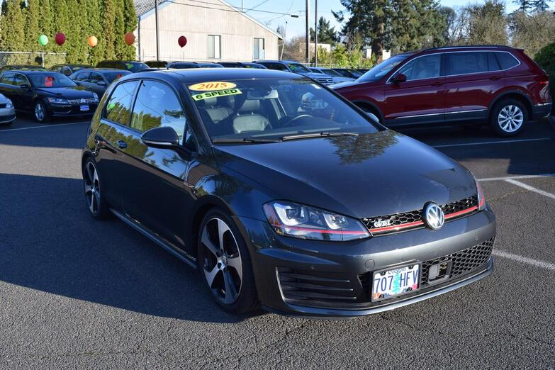 2015 Volkswagen Golf GTI SE McMinnville OR