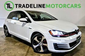 2015_Volkswagen_Golf GTI_SE SUNROOF, LEATHER, REAR VIEW CAMERA AND MUCH MORE!!!_ CARROLLTON TX