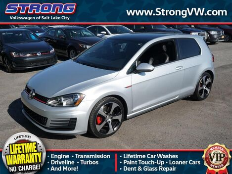 2015_Volkswagen_Golf GTI_SE_ Salt Lake City UT