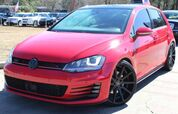 2015 Volkswagen Golf GTI w/ NAVIGATION & LEATHER SEATS