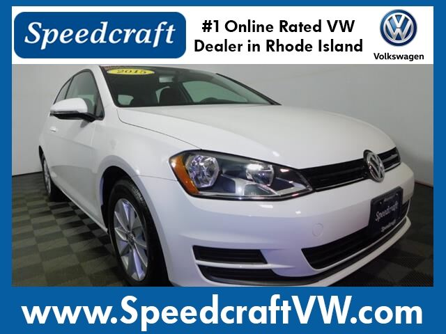 2015 Volkswagen Golf Launch Edition 2-Door Wakefield RI