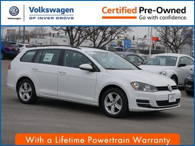 2015_Volkswagen_Golf SportWagen__ Inver Grove Heights MN