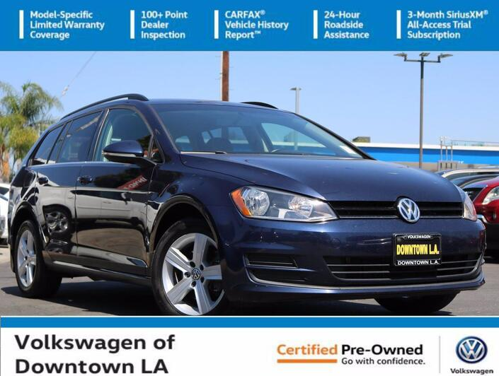 2015 Volkswagen Golf SportWagen  Los Angeles CA