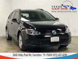 2015_Volkswagen_Golf SportWagen_TDI S LEATHER REARVIEW CAMERA KEYLESS ACCESS WITH PUSH-BUTTON ST_ Carrollton TX