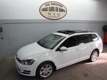 2015_Volkswagen_Golf SportWagen_TDI SE_ Holliston MA