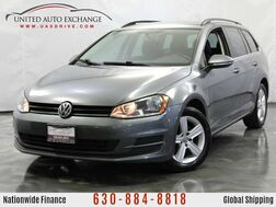 2015_Volkswagen_Golf SportWagen_TDI SEL Manual Transmission_ Addison IL