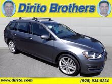 2015_Volkswagen_Golf SportWagen_TDI SEL_ Walnut Creek CA