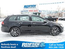 2015_Volkswagen_Golf Sportwagon_1.8 TSI Trendline, Pano Sunroof, Bluetooth, Backup Camera, SiriusXM, Heated Leather_ Calgary AB
