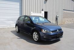2015_Volkswagen_Golf_TDI Diesel Sunroof Backup Camera Warranty_ Knoxville TN