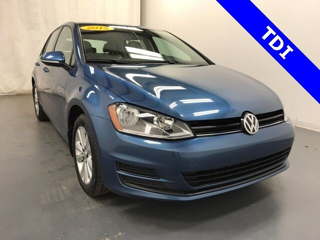 2015 Volkswagen Golf TDI S 4-Door Holland MI