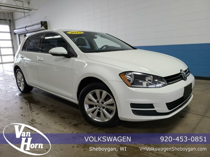 2015 Volkswagen Golf TDI S 4-Door Milwaukee WI