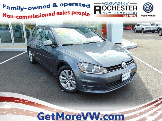 2015 Volkswagen Golf TDI S 4-Door Rochester NH