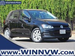 2015_Volkswagen_Golf_TDI S 4-Door_ Newark CA
