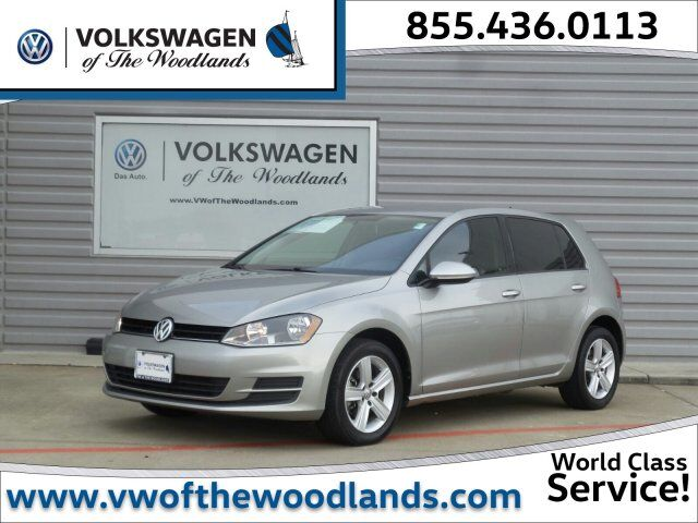 2015 Volkswagen Golf TDI S The Woodlands TX