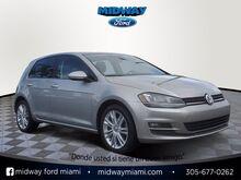 2015_Volkswagen_Golf_TDI SE 4-Door_ Miami FL