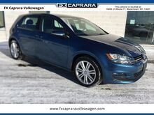 2015_Volkswagen_Golf_TDI SE 4-Door_ Watertown NY