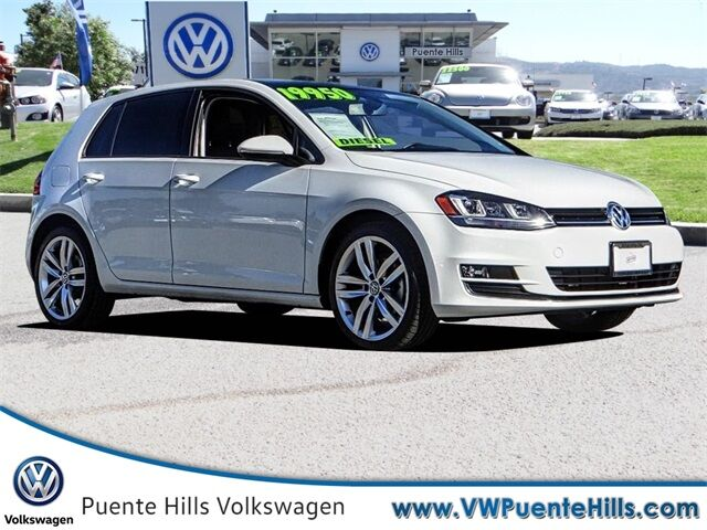 2015 Volkswagen Golf TDI SEL 4-Door City of Industry CA