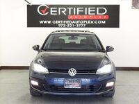 Volkswagen Golf TDI SEL NAVIGATION SUNROOF LEATHER HEATED SEATS REAR CAMERA BLUETOOTH 2015