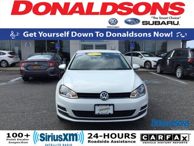 2015 Volkswagen Golf TSI S 2-Door Sayville NY