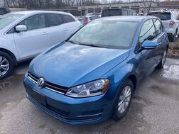 2015_Volkswagen_Golf_TSI S_ Cleveland OH