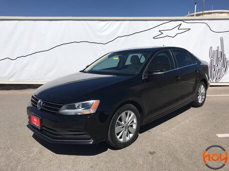 2015_Volkswagen_Jetta_1.8T SE_ El Paso TX