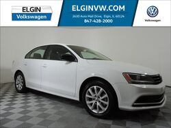 2015_Volkswagen_Jetta_1.8T SE_ Elgin IL