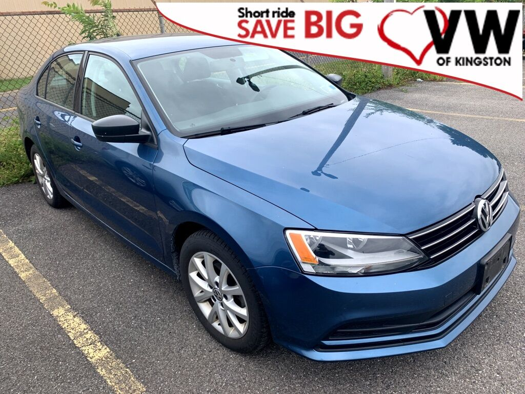 2015_Volkswagen_Jetta_1.8T SE_ Kingston NY