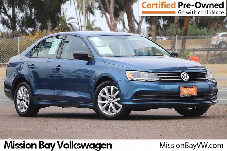2015 Volkswagen Jetta 1.8T SE San Diego CA