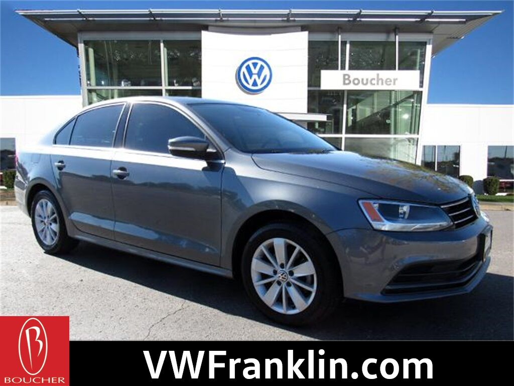 2015 Volkswagen Jetta 1.8T SE w/Connectivity Franklin WI