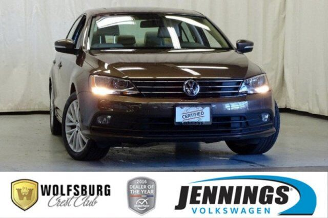 2015 Volkswagen Jetta 1.8T SE w/Connectivity/Navigation Glenview IL
