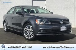 2015_Volkswagen_Jetta_1.8T SE w/Connectivity & Nav, Was $17900_ Van Nuys CA
