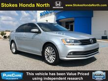 2015_Volkswagen_Jetta_1.8T SE_ North Charleston SC