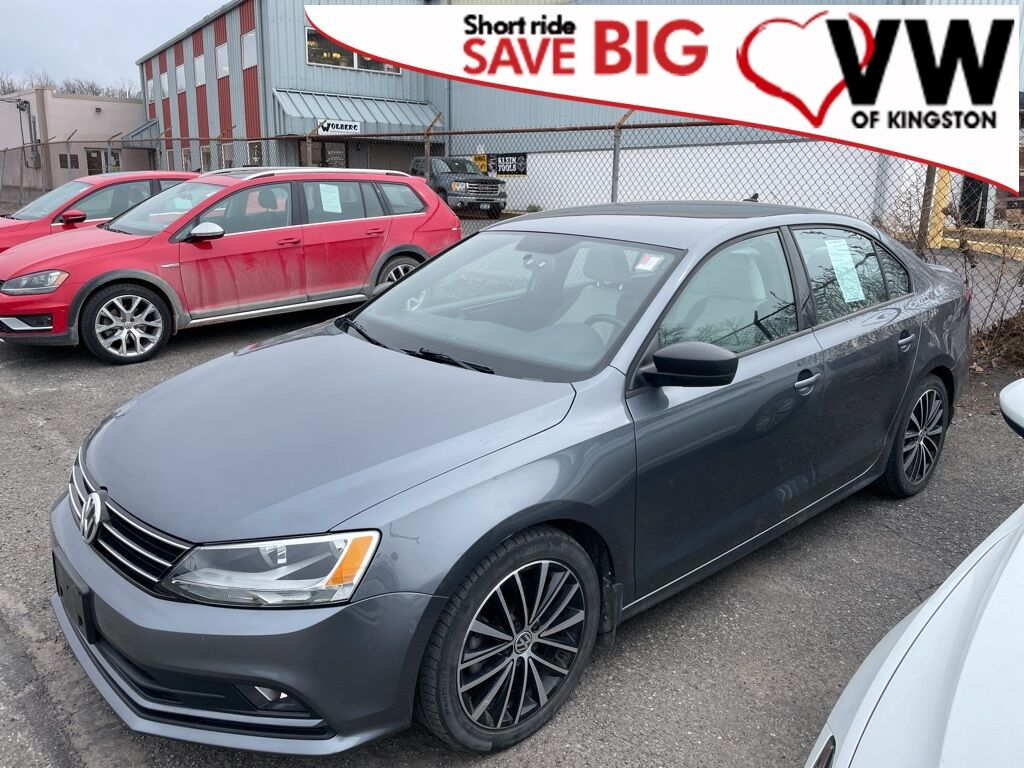 2015_Volkswagen_Jetta_1.8T Sport_ Kingston NY