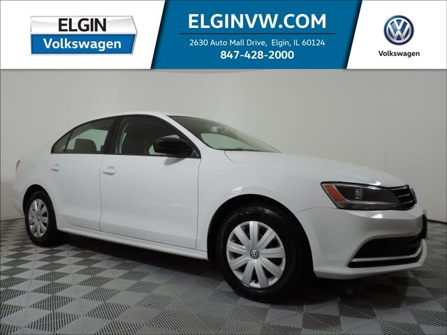 2015 Volkswagen Jetta 2.0L Base w/Technology Elgin IL