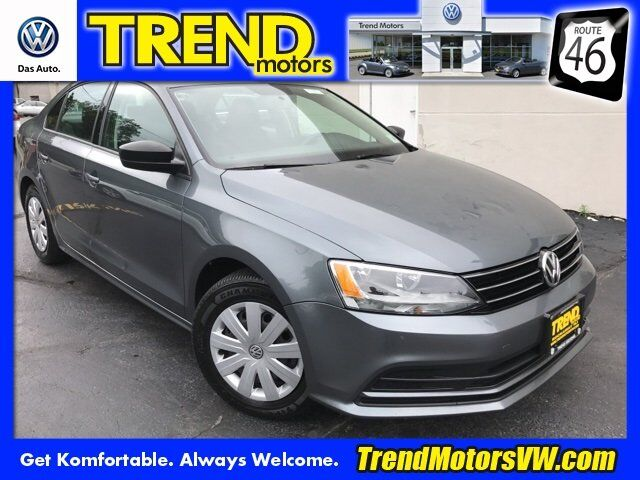 2015 Volkswagen Jetta 2.0L Base Morris County NJ